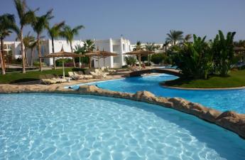 Egipt Sharm el Sheikh Sonesta Club
